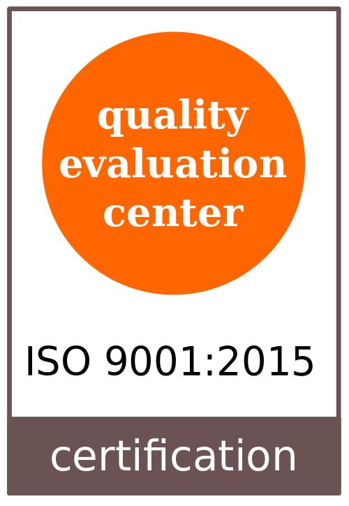 qualityevaluationcenterservices ISO9001 2015